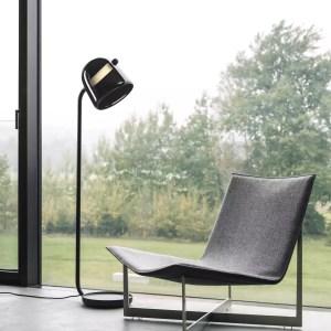 MONA LARGE Brokis PC949 Floor Lamp smokegrey
