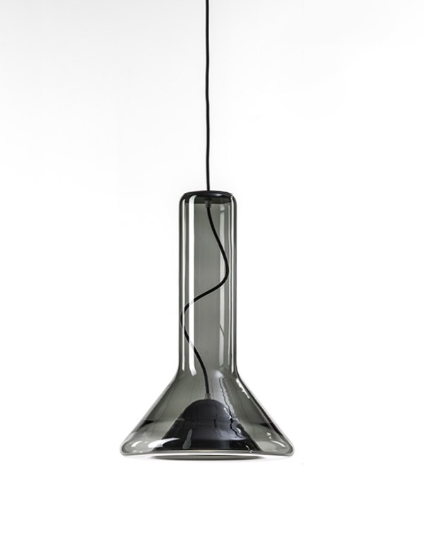 WHISTLE Medium Brokis PC953 pendant lamp smokegrey