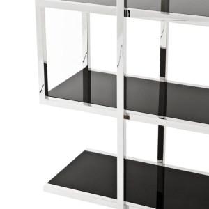 Cabinet Soto silver 3 Eichholtz