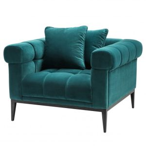 AURELIO SEA GREEN Chair EICHHOLTZ