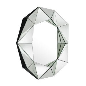 DEL RAY silver Mirror EICHHOLTZ
