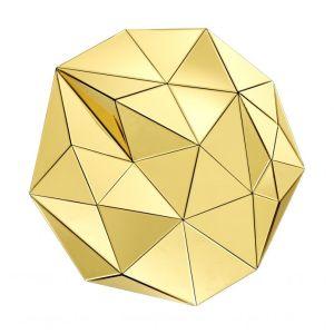 TOPANGA GOLD Mirror EICHHOLTZ