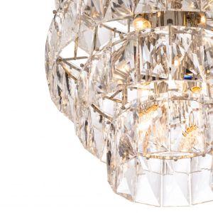 crystal chandelier AMAZONE L EICHHOLTZ
