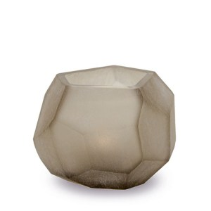 CUBISTIC TEALIGHT grey Guaxs 1651GY