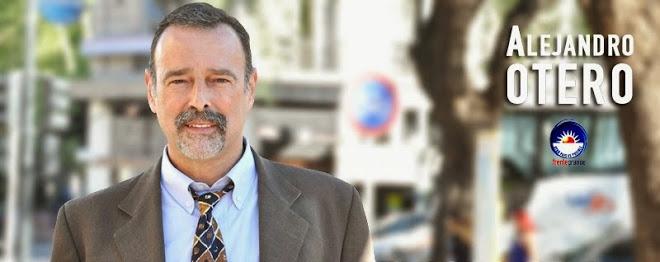 """Alejandro Otero: """"La economía no da buenas noticias"""""""