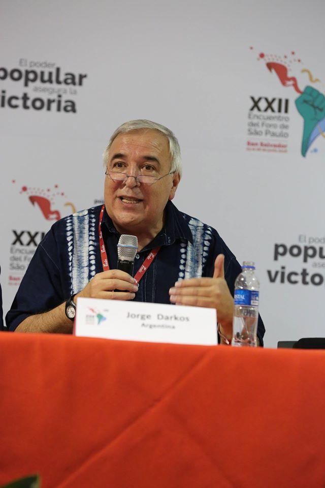 """Jorge Drkos: """"si este sistema sirve tanto para que gane la oposición, como para que gane el chavismo, ¿dónde está el fraude?"""""""