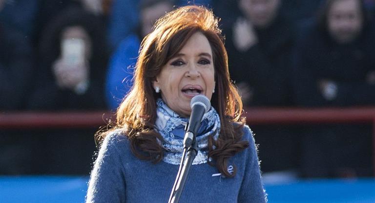 Cristina y Jorge Taiana, la fórmula de senadores de Unidad Ciudadana