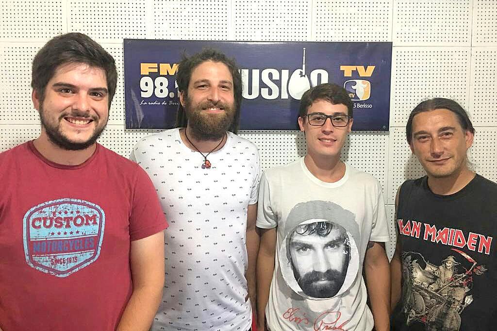 Fantaguzzi en FM Difusión