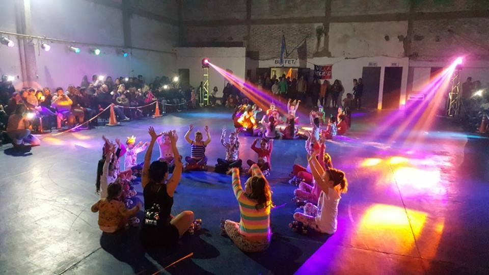Aniversario y festejo en el Centro de Fomento Villa Progreso