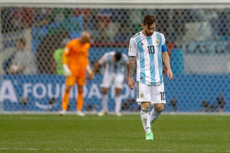 Što se dogodilo Argentini ? Kakvo razočaranje!