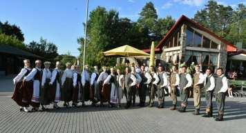 Actuación en Panevėžys con Grandinele