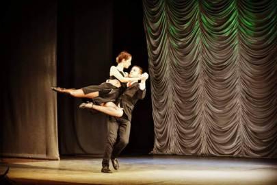 Espectáculo de Tango