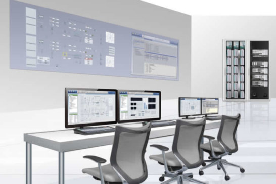 Yokogawa launches Integrated Production Control System | gs:CENTUM® VP integrated production control system