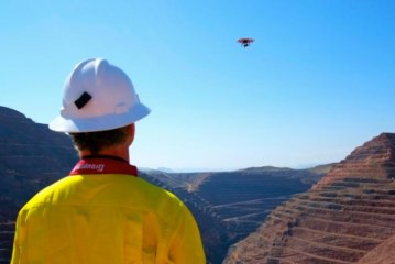 Scoping Australia's mines with the latest drone technology