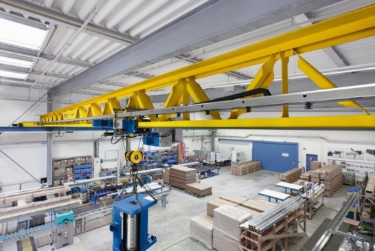 Demag launches DMR modular rope hoist for diverse applications | DMR modular rope hoist
