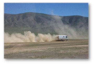 ENVIDROCLEAR'S INTEGRATED DUST SUPPRESSION SYSTEMS FOR MINES AND INDUSTRY