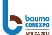 bauma CONEXPO AFRICA : Africa's leading industry trade fair prepares to open its doors