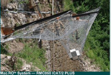 Rockfall Protection in Mining