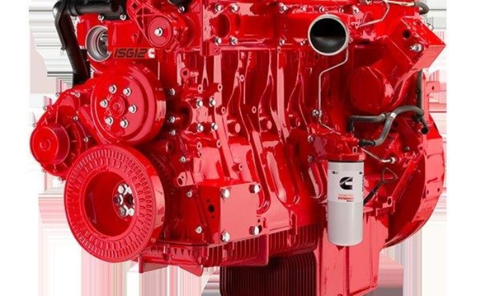 Cummins ISG is a revolutionary new heavy-duty engine platform