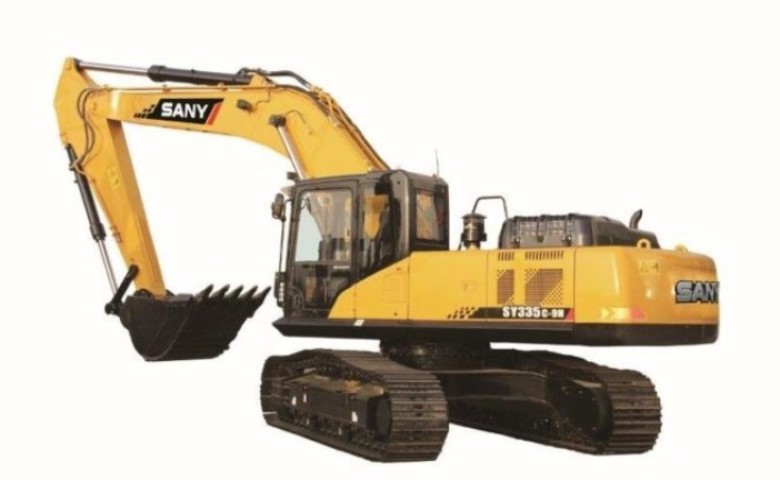 R15m worth of SANY equipment supplied for coal-mine rehabilitation | SANY equipment