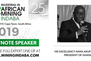 Mining Indaba confirms President of Ghana as Keynote speaker for 25th Anniversary celebration in 2019 | Mining Indaba 2019