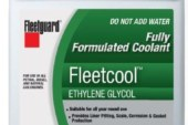 Fleetcool is an ideal coolant solution for light-to-medium duty diesel and gas engines
