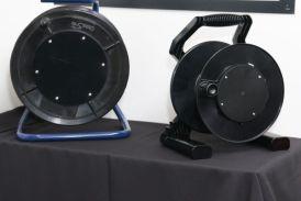 Powermite reels in efficiencies with the new ergonomic plastic AMPCO XREELR