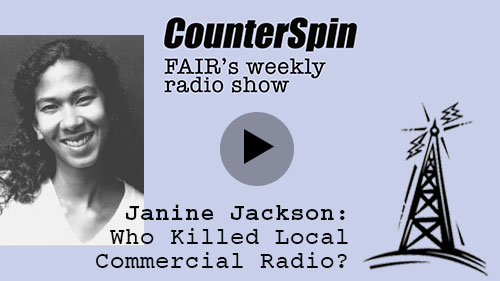 CounterSpin Corporate FM