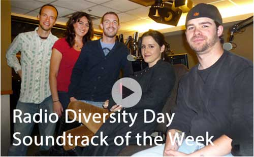 Radio Diversity Day. Soundtrack of the Week