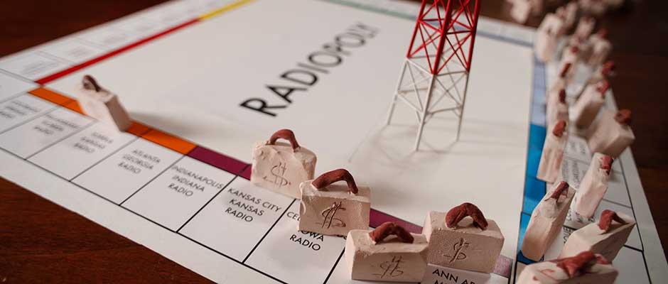Radiopoly Board