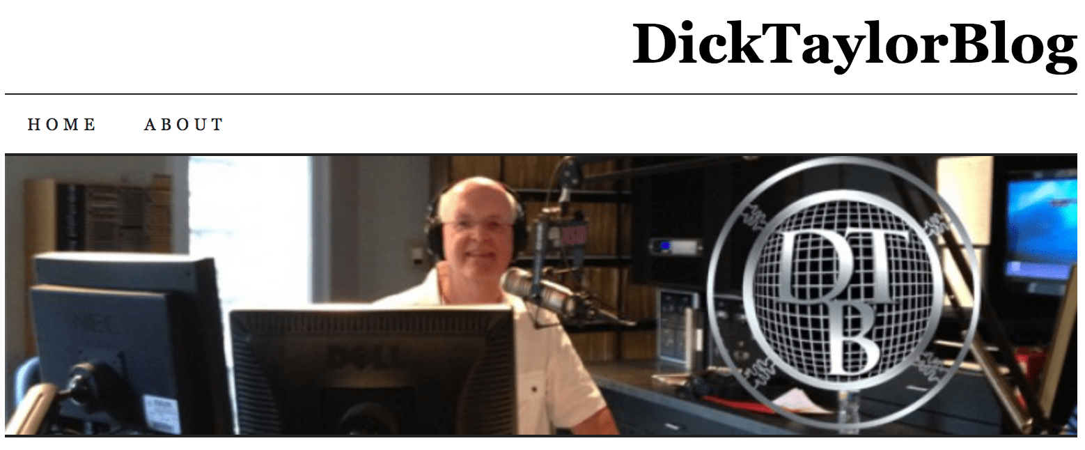 Dick Taylor Blog Reviews Corporate FM
