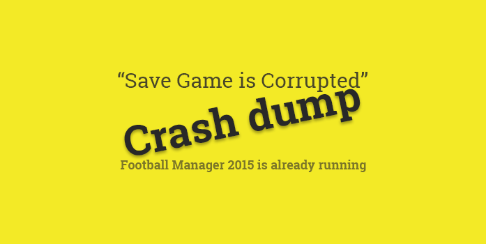 Những lỗi thường gặp trong Football Manager 2015