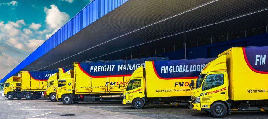 Malaysia s Premier Logistics Company   FM Global Logistics FREIGHT SERVICES