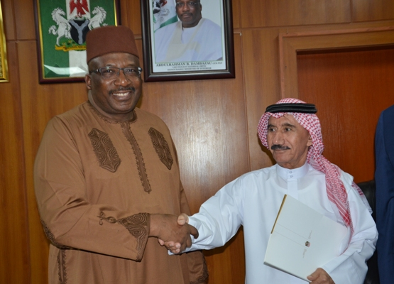 Nigeria United Arab Emirates Uae Ministry Interior Mohammed