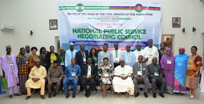 Joint National Public Service Negotiating Council Jnpsnc Nigerians