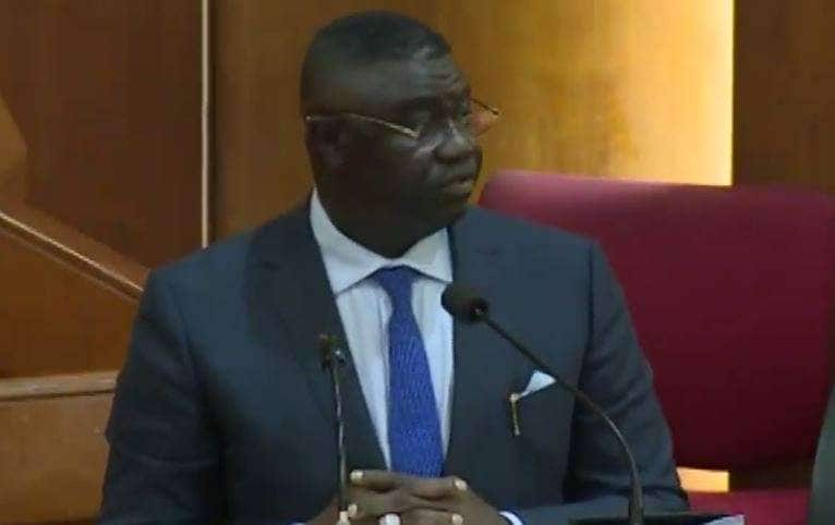 Clement Agba - Job creation: minister restates FG's determination to go into partnerships