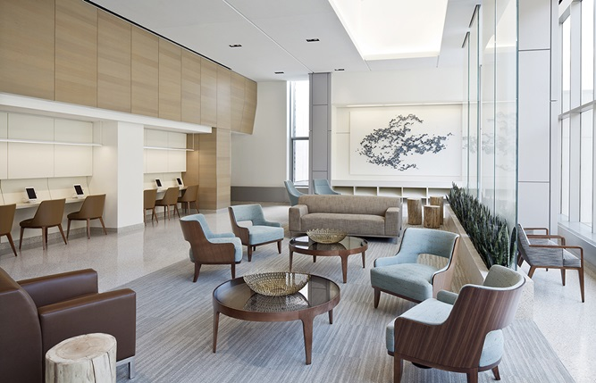 IIDA Announces Winners Of Healthcare Interior Design