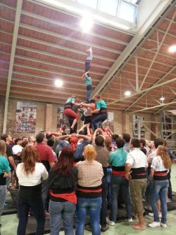collavilafranca castellers collafm fmlogistic bluehearts