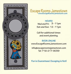 Escape Rooms Jamestown