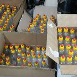 Lutte contre le Covid-19 : des solutions hydro alcooliques fabriquées par la FAPH