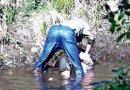 Intentó ahogar a su esposa y dio una insólita explicación: «Me resbalé»