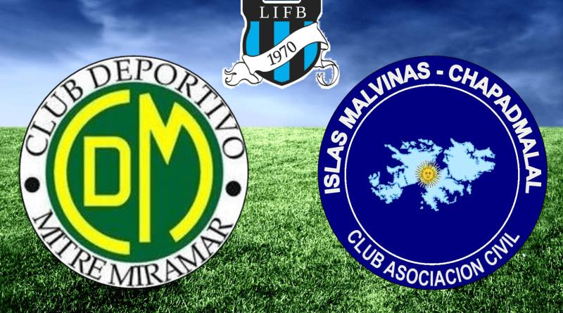 Fútbol para Todos: Islas Malvinas venció a Deportivo Mitre