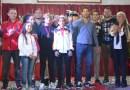 30° Fiesta del Deporte: El Triatleta Nicolás Gómez  obtuvo el Arco de Plata