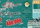 Presentación del 13º Concurso de Pesca al Pez Elefante