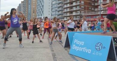 El Municipio propone actividades deportivas al aire libre
