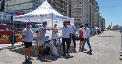 El  Jefe de Gabinete de la Provincia de Buenos Aires, Carlos Bianco, visitó Miramar