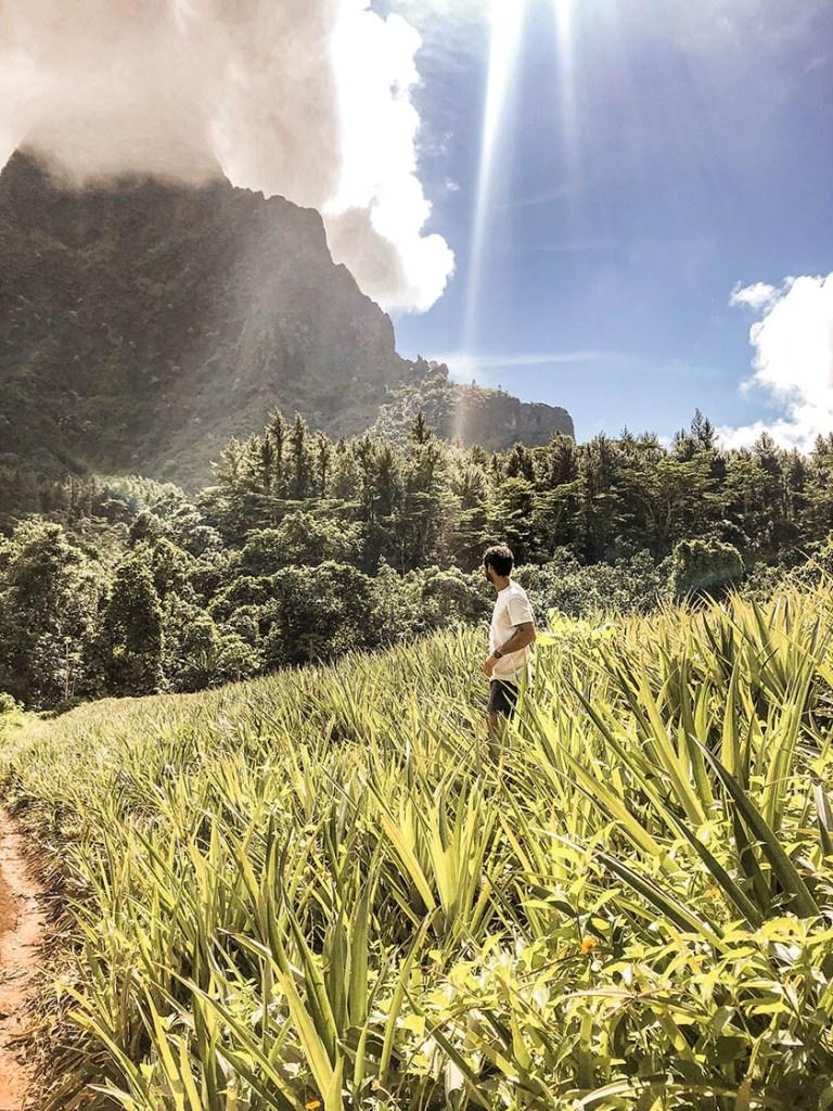 Blog Voyage à Tahiti