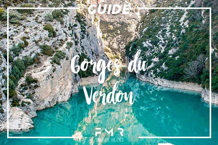 FMR Blog Voyage - Visiter les gorges du Verdon