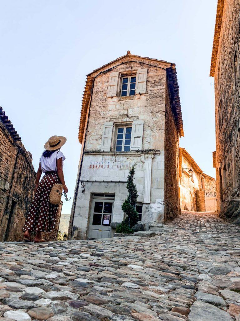 Visiter Village Lacoste Luberon