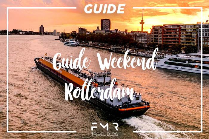 Guide Weekend Rotterdam